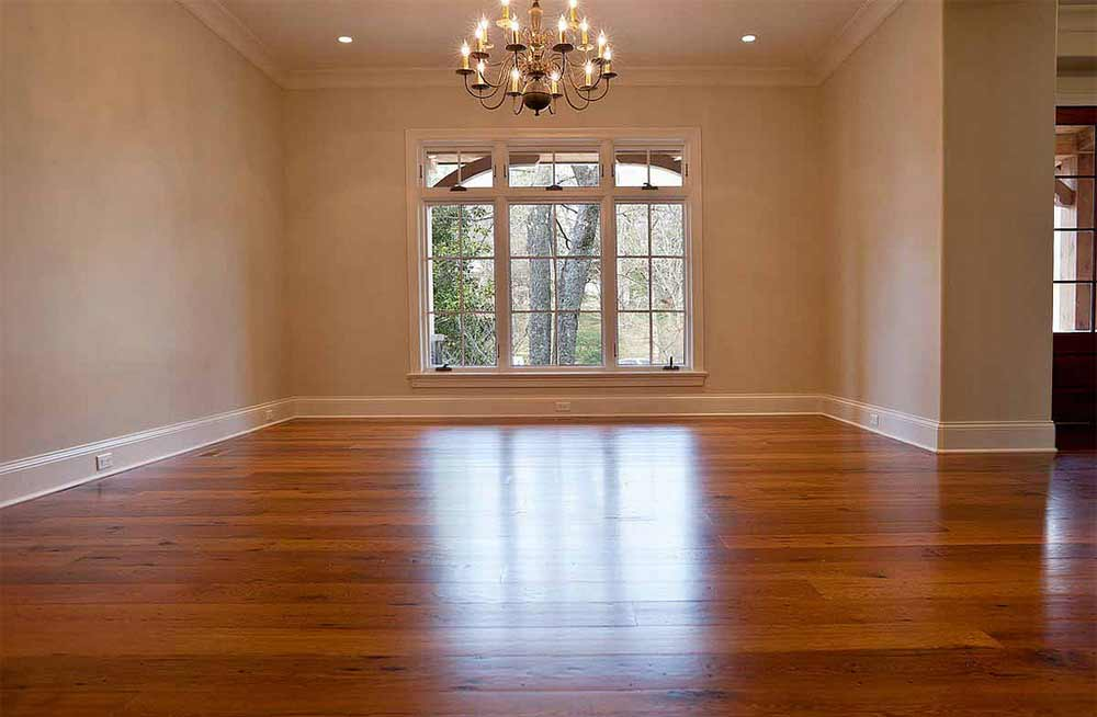 Consider Hiring A Mover When Refinishing Wood Floors